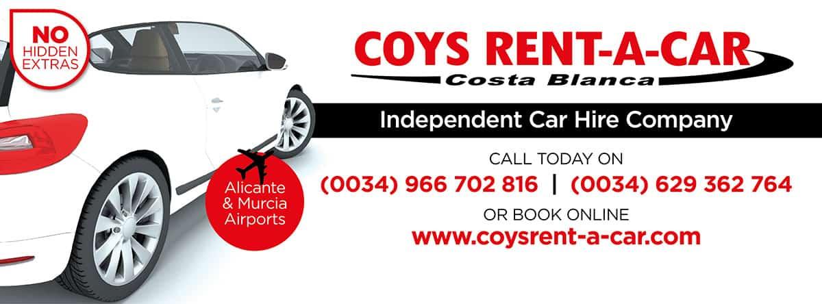 Coys Rent-A-Car
