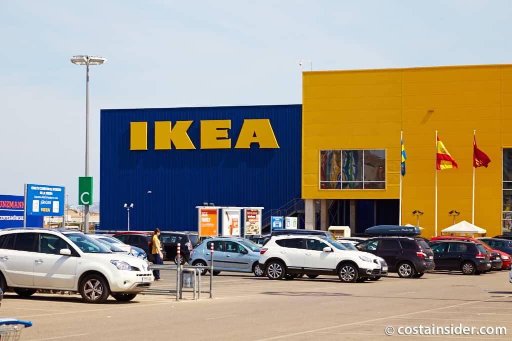 Ikea Murcia Torrevieja Insider